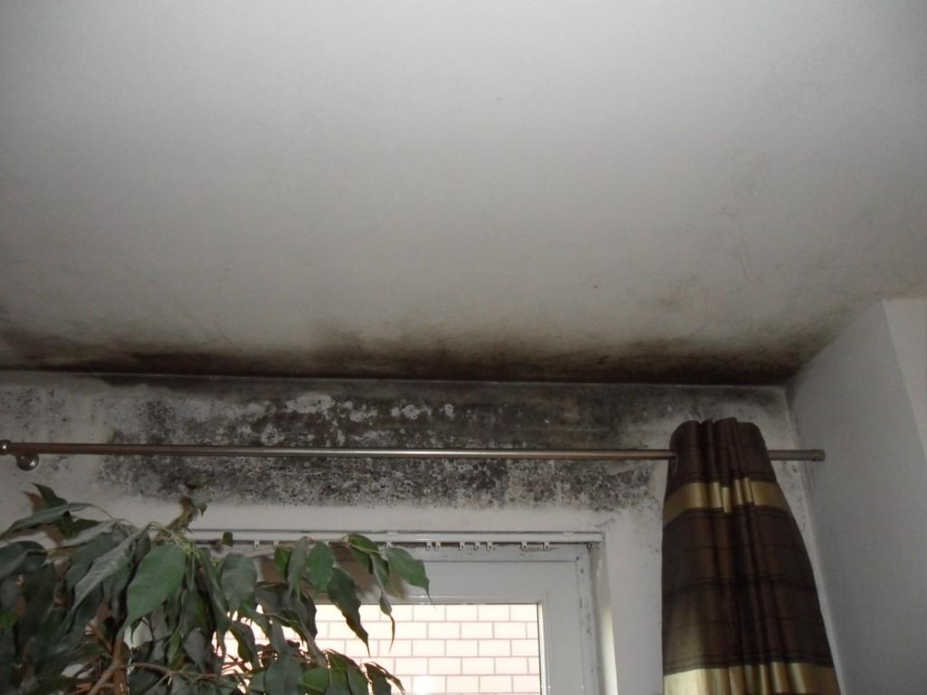 Défaut de ventilation d'une chambre