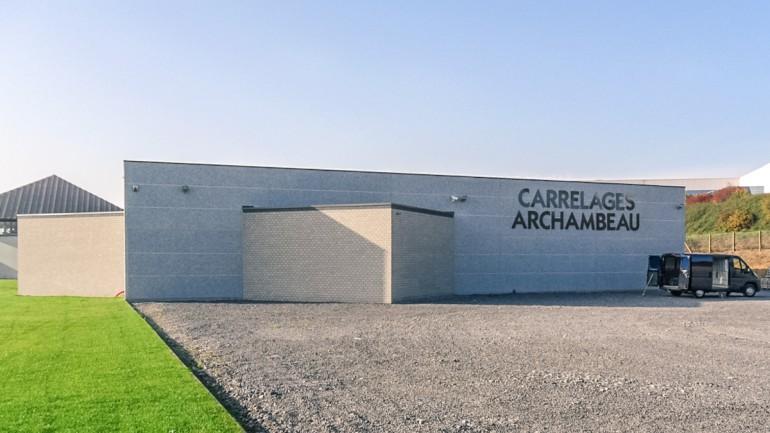 Olivier lahaye sa carrelages archambeau case file for Archambeau carrelage
